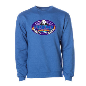 Survivor 36 Logo Crew Neck Sweater