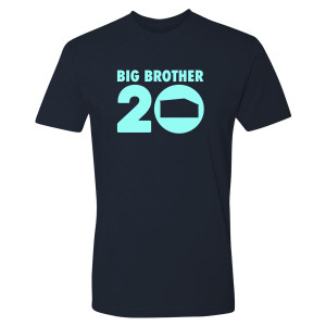 Big Brother 20 Logo T-Shirt (Navy)