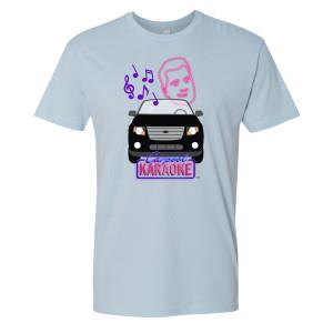 The Late Late Show with James Corden Carpool Karaoke T-Shirt