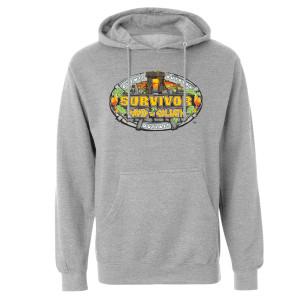 Survivor Season 37 Logo Pullover Hoodie