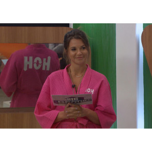 Big Brother HOH Waffle Robe