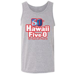 Hawaii Five-0 50th Anniversary Tank