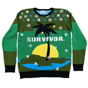 Survivor Holiday Sweater