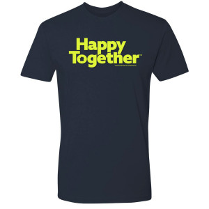 Happy Together Logo T-Shirt (Midnight Navy)