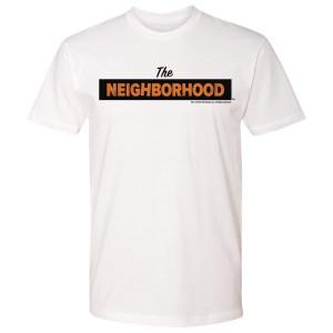 The Neighborhood Logo T-Shirt (White)