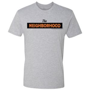The Neighborhood Logo T-Shirt (Heather Grey)