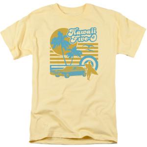Hawaii Five-0 Surfer T-Shirt