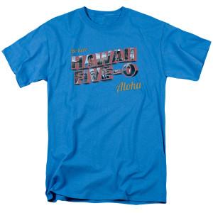 Hawaii Five-0 Aloha T-Shirt