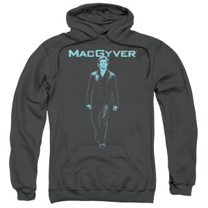 MacGyver Pullover Hoodie