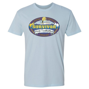 Survivor Season 38 Logo T-Shirt