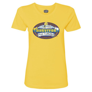 Survivor Season 38 Logo Women's Slim Fit T-Shirt