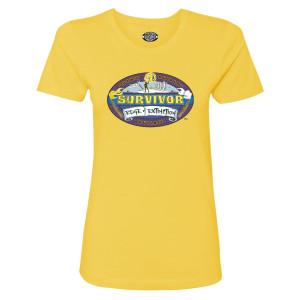 Survivor Season 38 Logo Women's Slim Fit T-Shirt