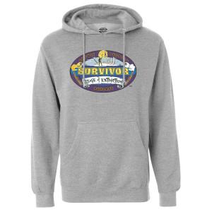 Survivor Season 38 Logo Pullover Hoodie