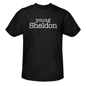 Young Sheldon Logo T-Shirt