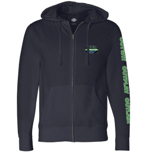 Survivor Outwit, Outplay, Outlast Zip Up Hoodie