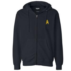 Star Trek Discovery Property Of Zip Up Hoodie