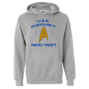 Star Trek Discovery U.S.S. 1031 Pullover Hoodie