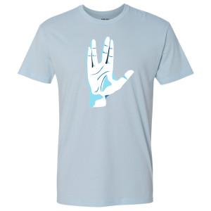 Star Trek Vulcan Salute T-Shirt