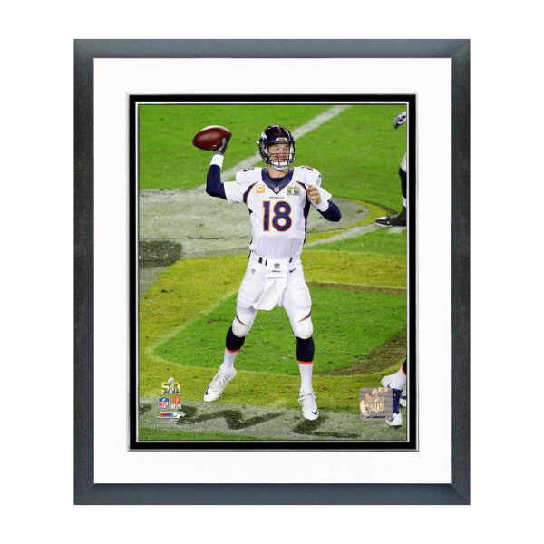 new products 09abc 14ade Peyton Manning Super Bowl 50 | Shop the Franklin Mint ...