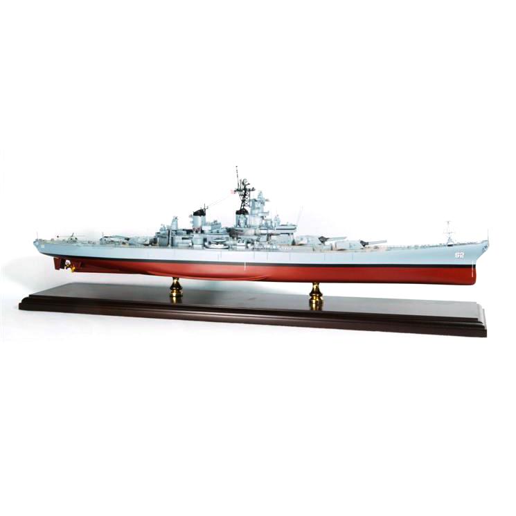 USS New Jersey Battleship