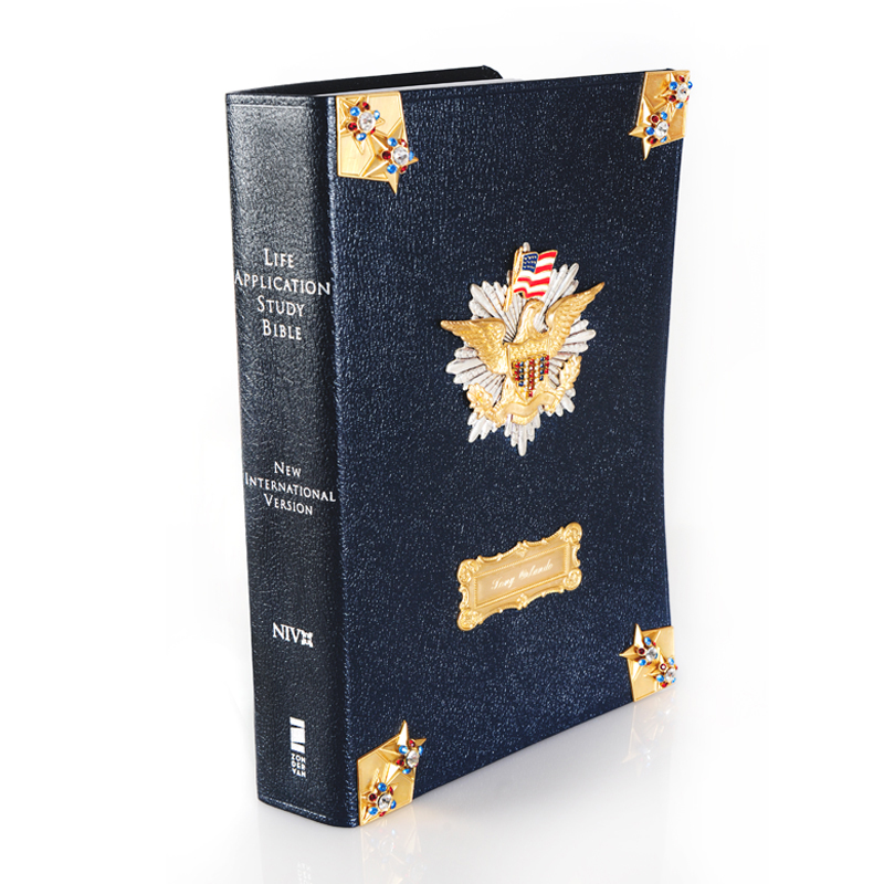 EXCLUSIVE PATRIOTIC BIBLE