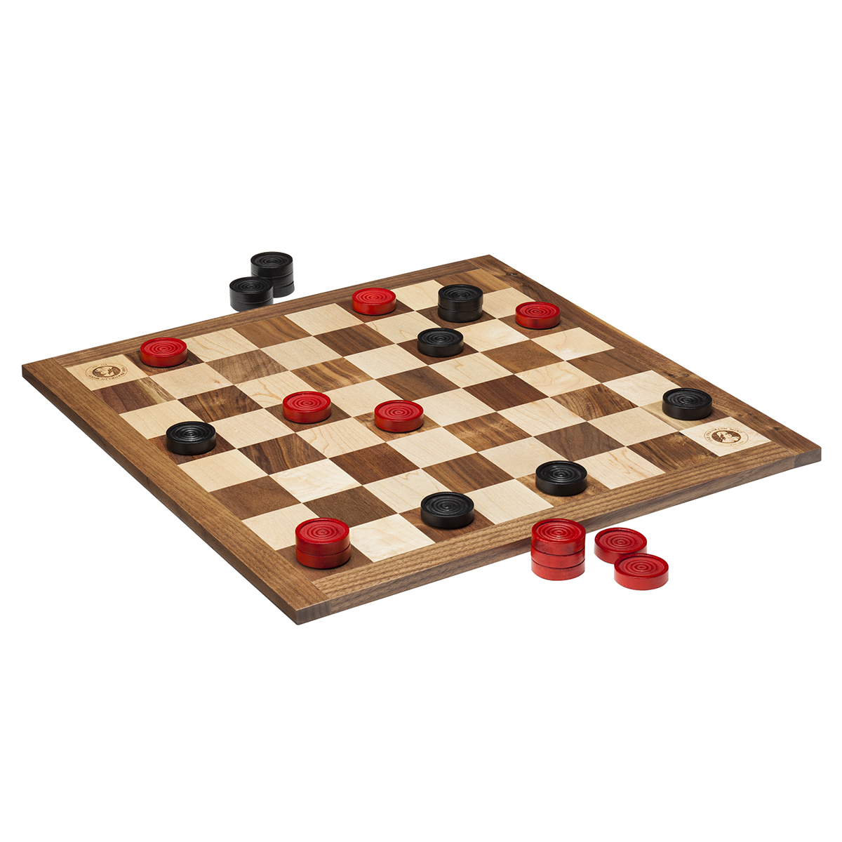 American Classic Checkers Set