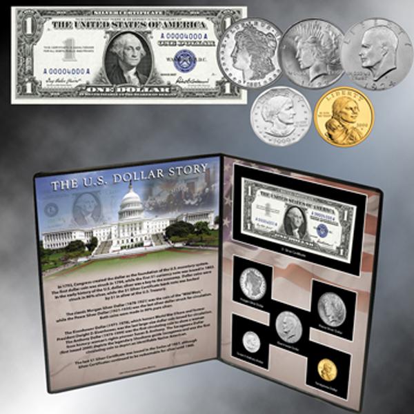 The U.S. Dollar Story