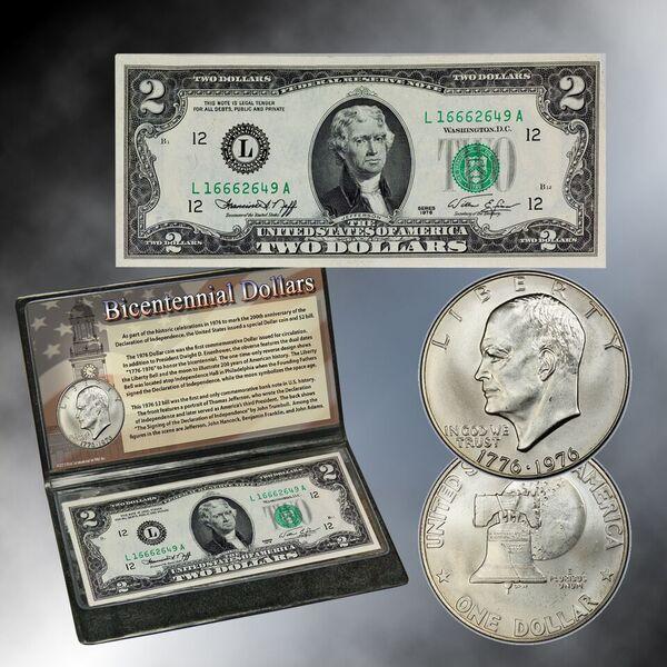 Bicentennial Dollar