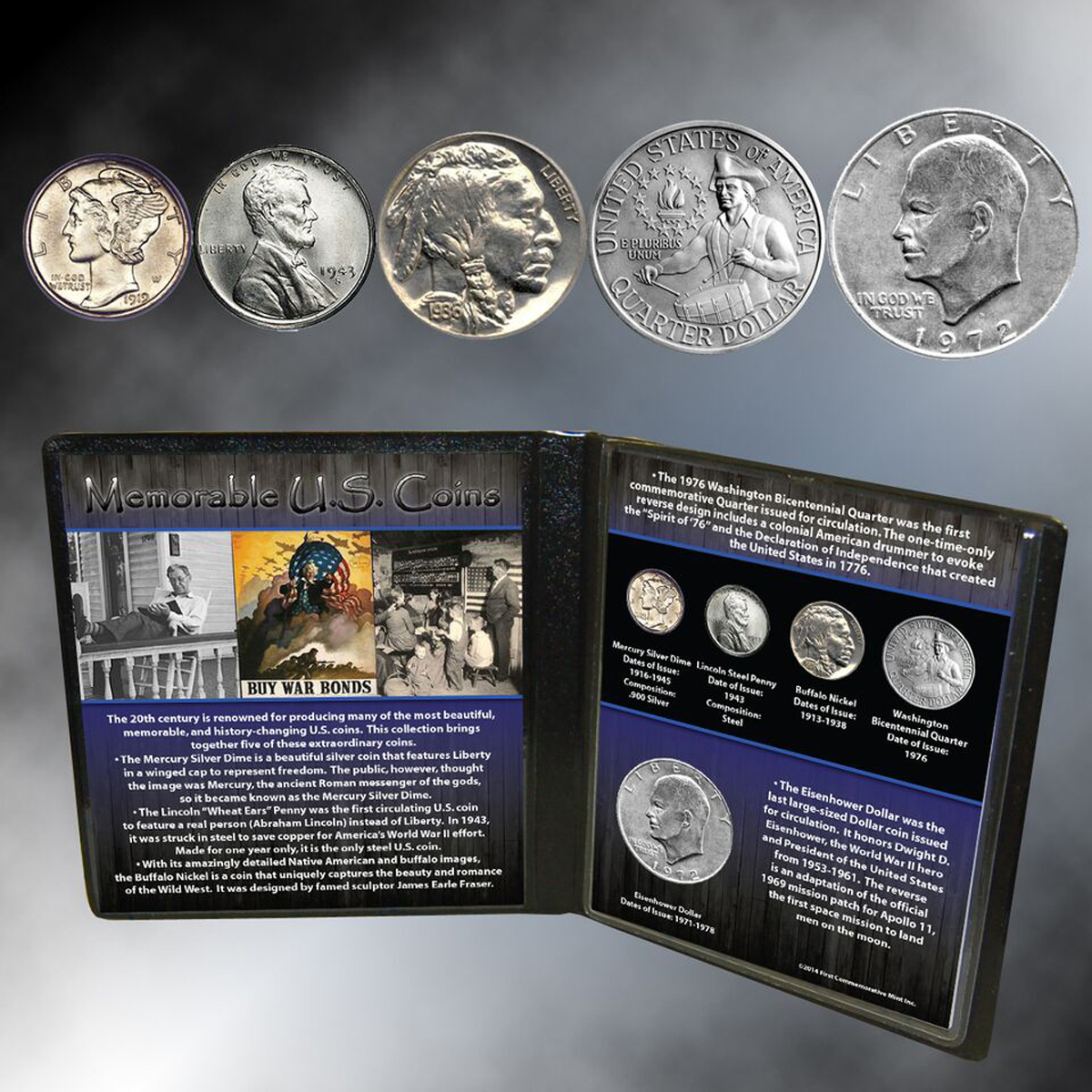 Memorable Us Coins