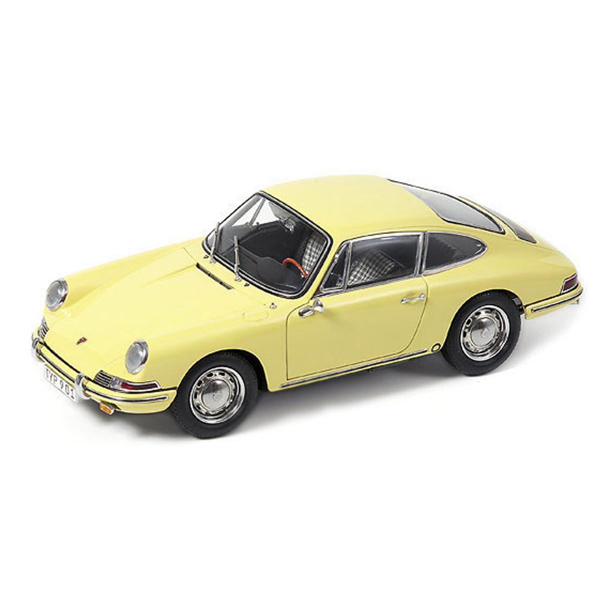 Porsche 901, 1964 Champaign Yellow