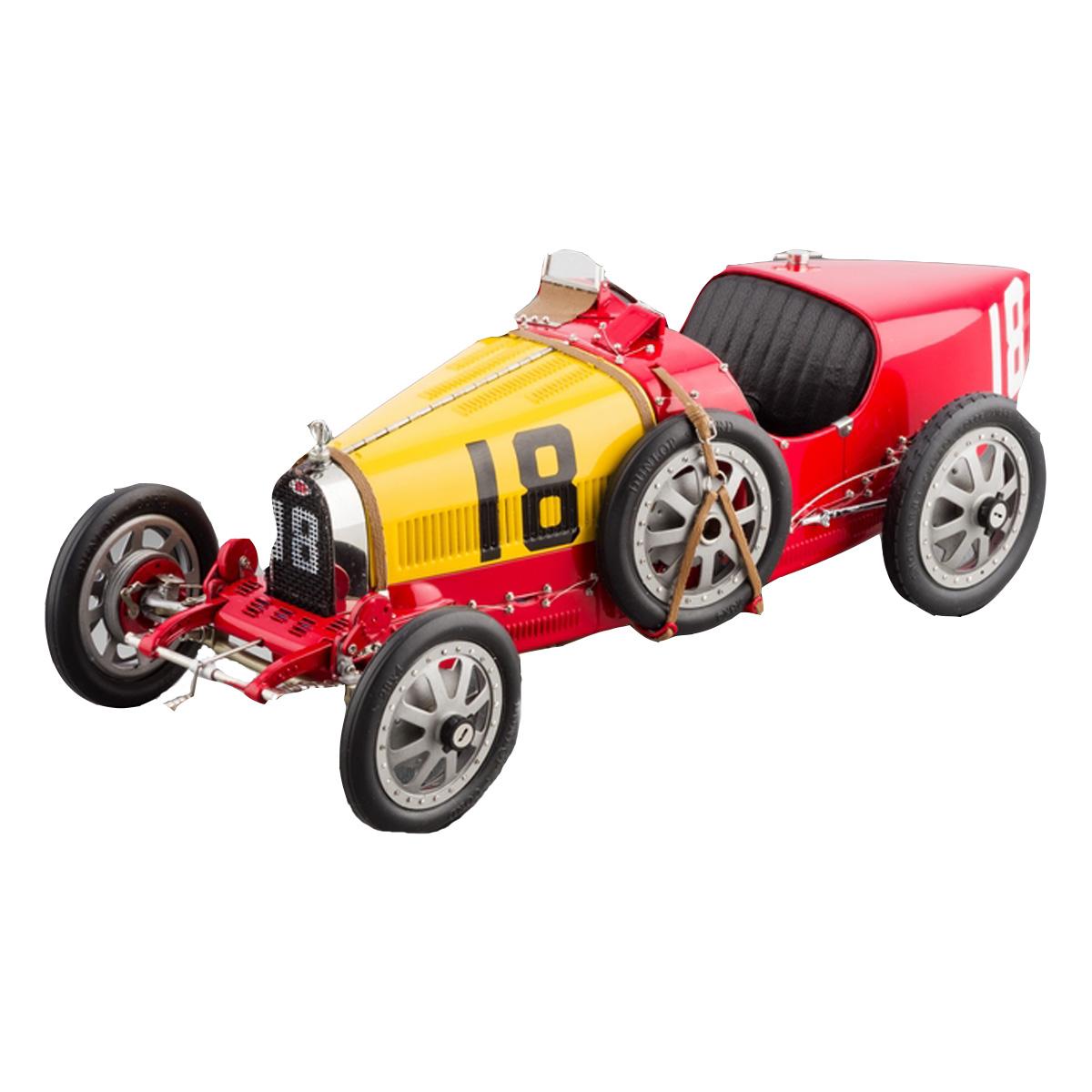 CMC Bugatti T35, Spain, Limited Edition 2,000 pcs
