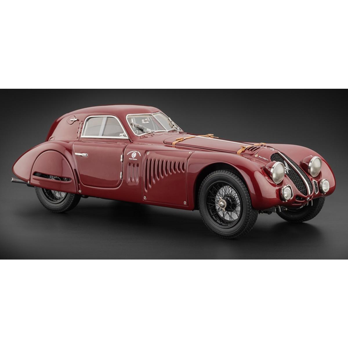 Alfa Romeo 8C 2900B, 1938