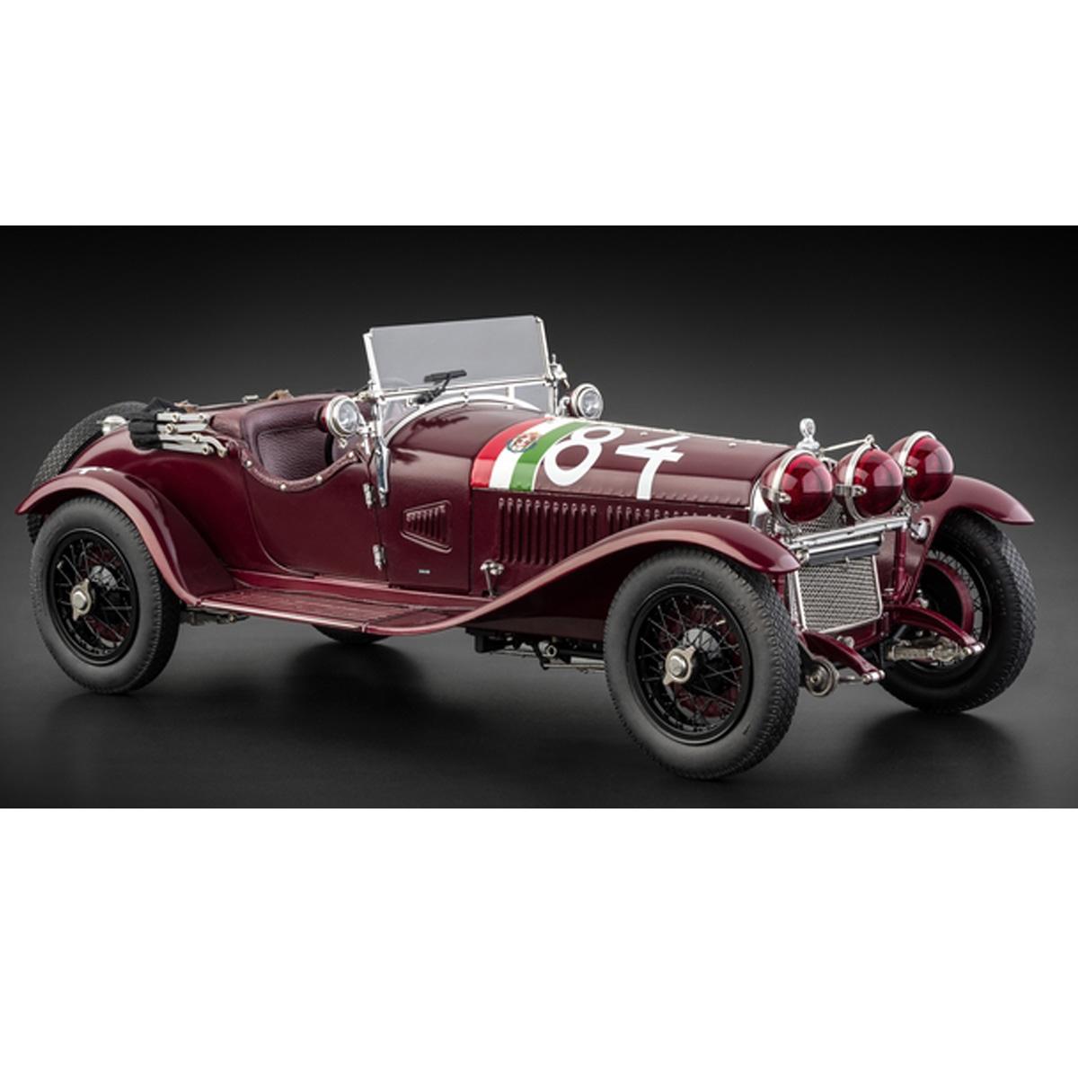 Alfa Romeo 6C 1750 Gran Sport, 1930 Mille Miglia Lim Ed. 2000