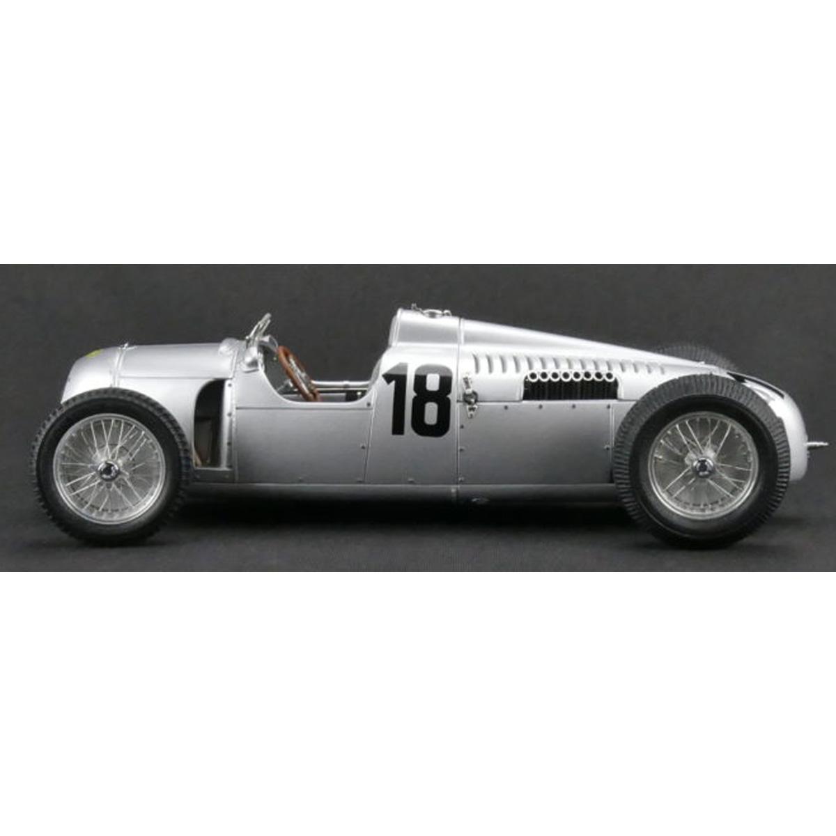 Auto Union Type C, 1936 Nurburgring, #18 Rosemeyer, Lim Ed 1500