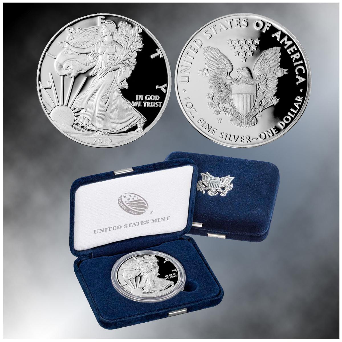 2019 Silver Eagle Proof