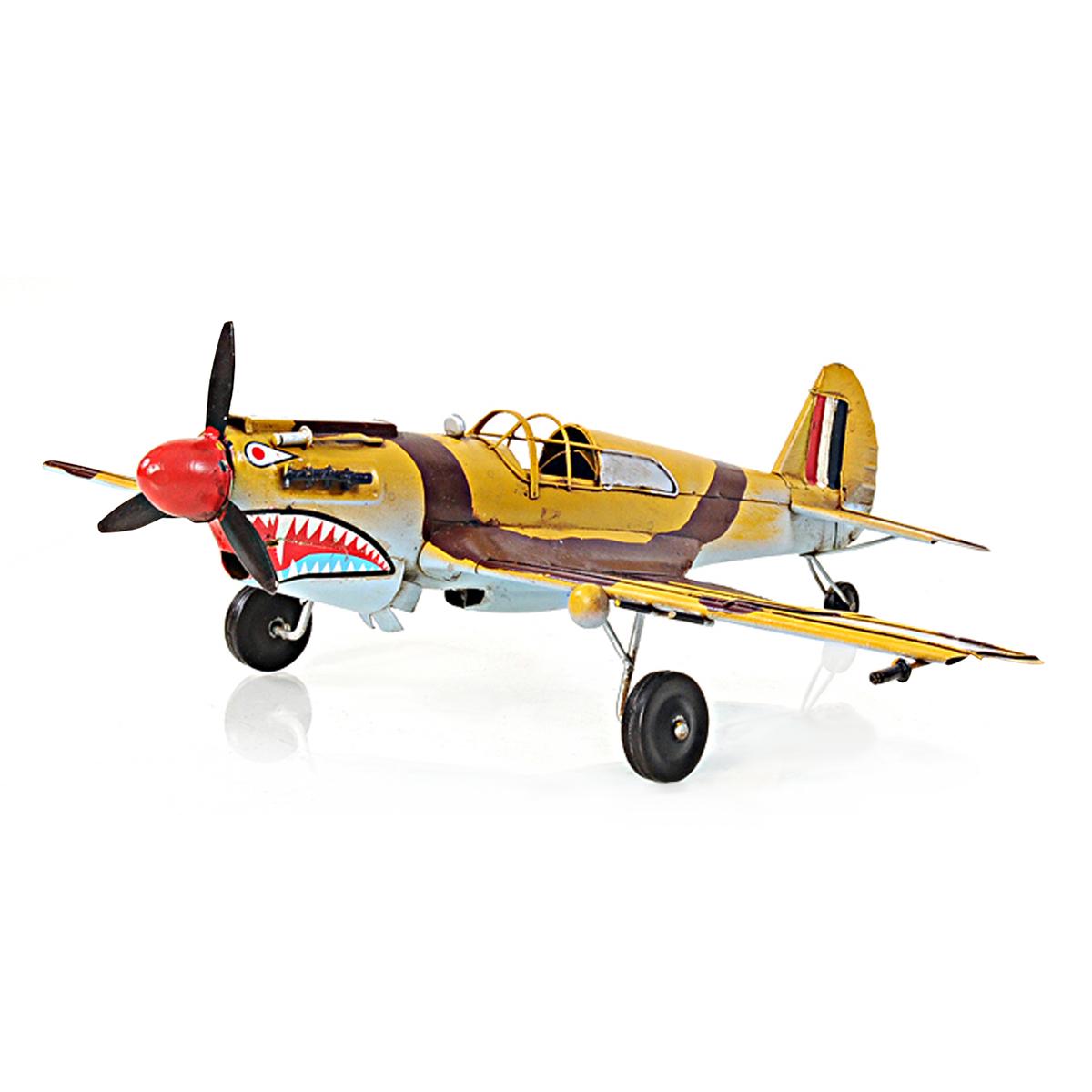 1941 Curtiss Hawk 81A 1:36