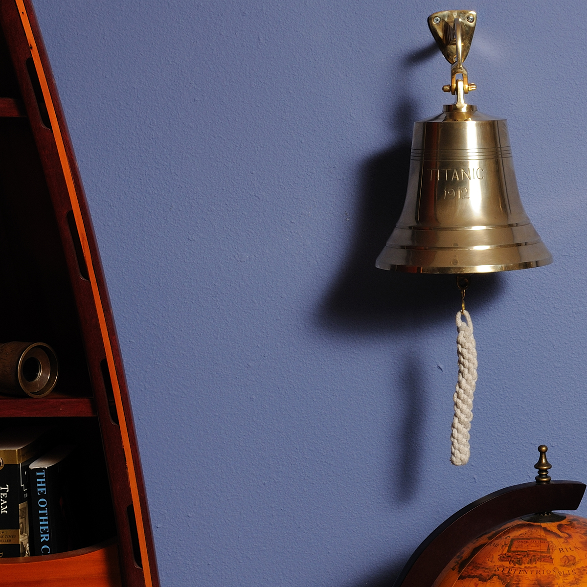 Titanic Ship Bell - 6 inches