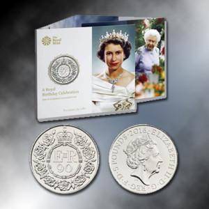 A Royal Birthday Celebration - Official UK £5