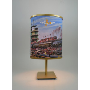 Indy 500 Lamp