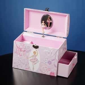 Twirls & Swirls Jewelry Box