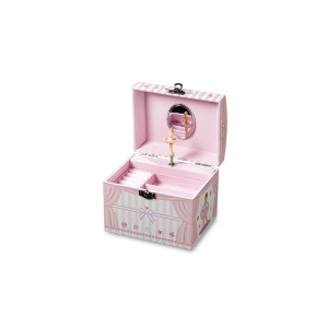 Star Ballerina Jewelry Box