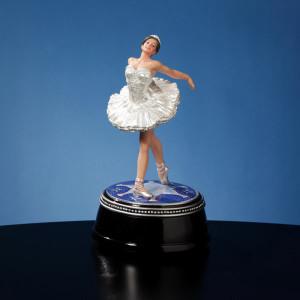Swan Lake Ballet Figurine