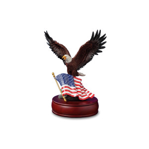 American Eagle Figurine