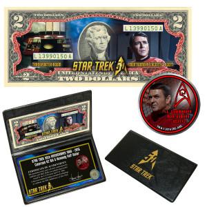"Star Trek Coin & Currency Set - ""Scotty"""