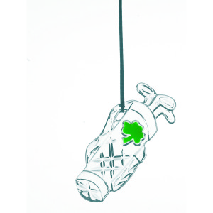 Golf Bag Hanging Ornament