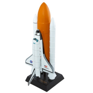 Space Shuttle Discovery Full Stack Model - 1/100 scale