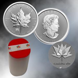 Roll of 2017 Canada Maple Leafs