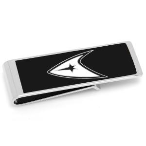 Star Trek Delta Shield Money Clip