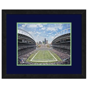 Century Link Field-Seahawks-High Resolution framed photography