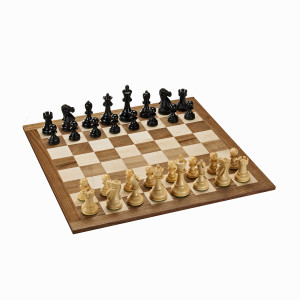 Grand Master Staunton Chess Set